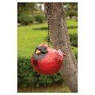 Evergreen Cardinal Birdhouse