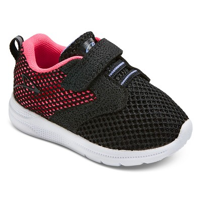 Toddler Girl's C9 Champion® Limit Performance Athletic Shoes - Black 2