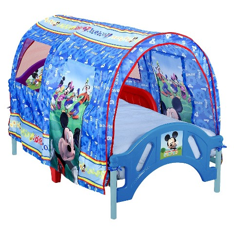 Delta Children Character Toddler Tent Bed Target