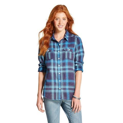 Flannel Plaid Shirt  - Mossimo Supply Co.