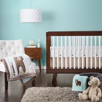 Circo™ 4pc Crib Bedding Set - Little Cub