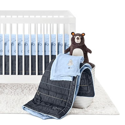 Circo™ 4pc Crib Bedding Set - Space Explorer