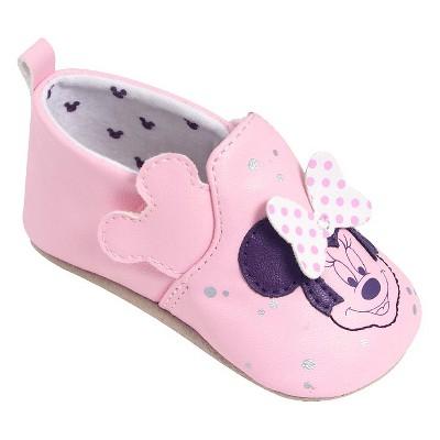Toddler Girls' Disney Moccasin - Pink 6-12 M