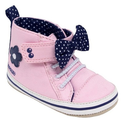 Toddler Girls' Boot - Pink 12-18 M