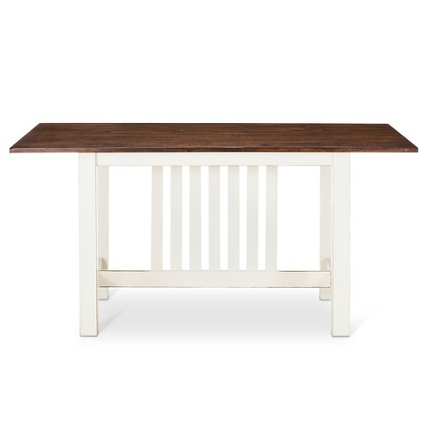 Davern Cottage 62 Dining Table Off White Product Details Page