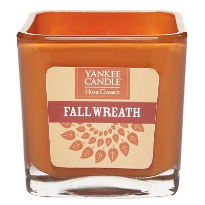 Yankee Candle Fall Wreath Sm Sq