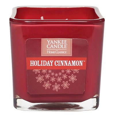 Yankee Candle Holiday Cinnamon Sm Sq