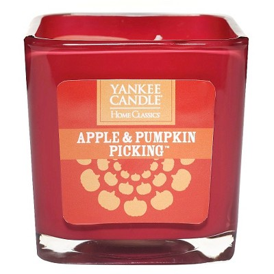 Yankee Candle Apple & Pumpkin Picking Lg Sq