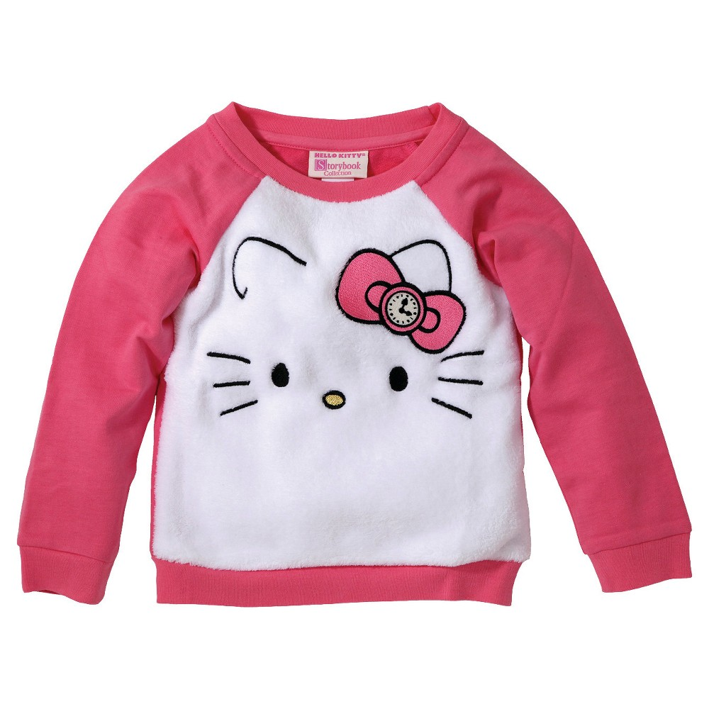 a4c6b0693 UPC 490311313607 product image for Hello Kitty Toddler Girls' Sweatshirt -  White 2T | upcitemdb