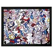 Artcom Framed Wall Poster Print Family Life, August 10, c.1963 - Multi-Colored