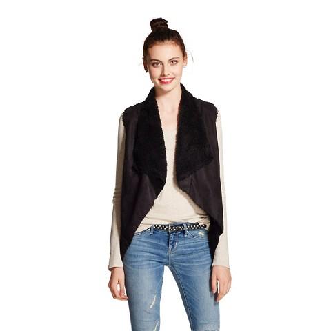 Women's Faux Suede Vest - Xhilaration™