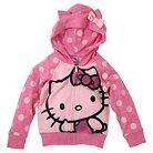 Toddler Girls' Hello Kitty Sweatshirt - Pink