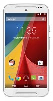 Motorola MOTO G 2nd Gen XT1068 Unlocked GSM Dual-SIM Quad-Core Phone - White