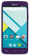 BLU Star 4.5 S451u Design Edition Unlocked GSM Quad-Core Cell Phone - Purple