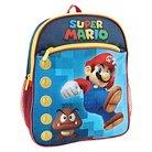 Disney Mario Kart Boys' 10 inch Backpack Blue