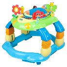 Delta Children Lil' Play Station II 3-in-1 Activity Walker - Blue