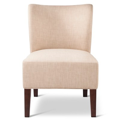 Scooped Back Chair - Beige - Threshold™