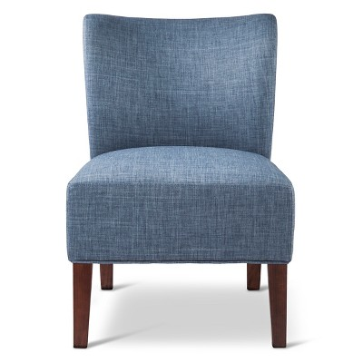 Scooped Back Chair - Indigo - Threshold™