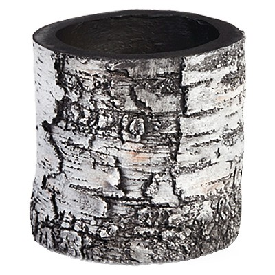 Surreal Birch Planter Vertical 6""