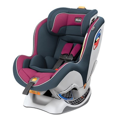 Chicco NextFit Convertible Car Seat- Amythest