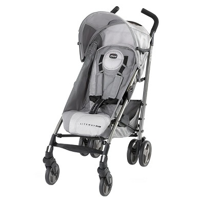 Chicco Liteway Plus Stroller Silver