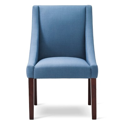 Threshold Anywhere Swoop Arm Chair KD Leisure Ocean