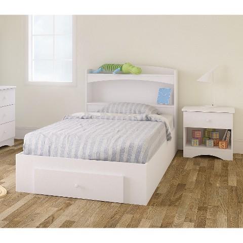 nexera vichy kids 3 piece bedroom set white t target