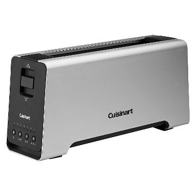 Cuisinart 2 Slice Motorized Long Slot Toaster CPT-2000
