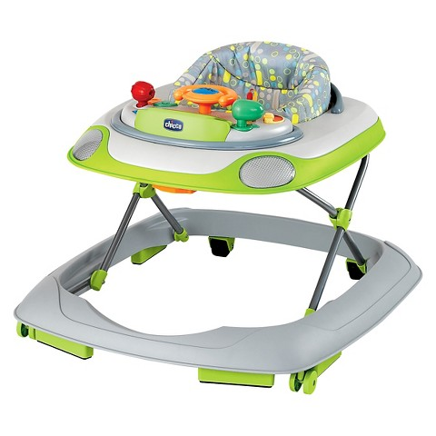 Chicco Lil Driver Baby Walker Silver Target
