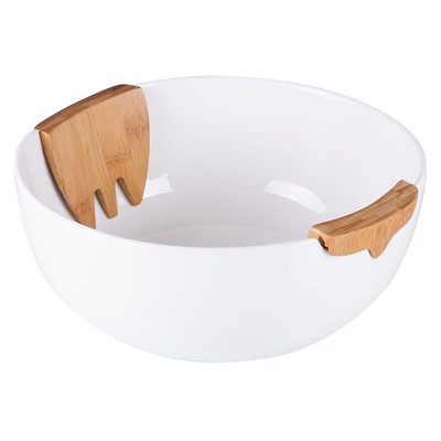 Legacy Romano Salad Bowl and Servers Set