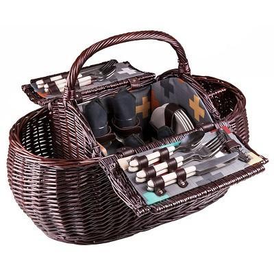 Picnic Time Gondola Picnic Basket