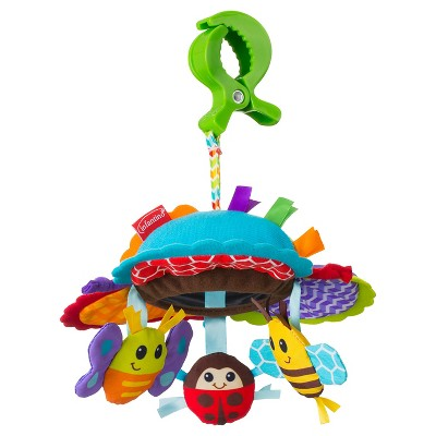 Infantino Topsy Busy Bugs Travel Mobile