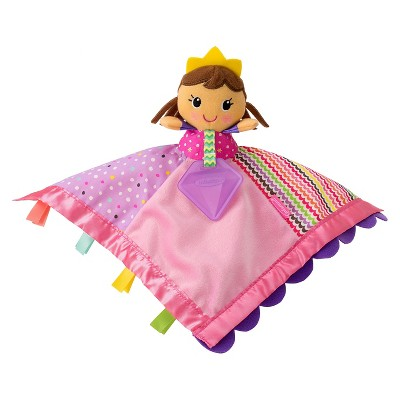 Infantino Sparkle Soft & Snuggly Lovie Pal