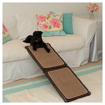 Gen7Pets Mini Indoor Carpet Pet Ramp