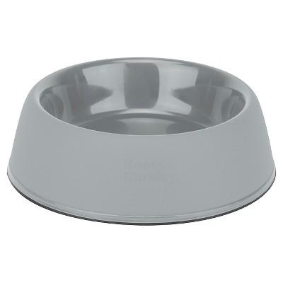 Small Grey Dog Bowl - Boots & Barkley™