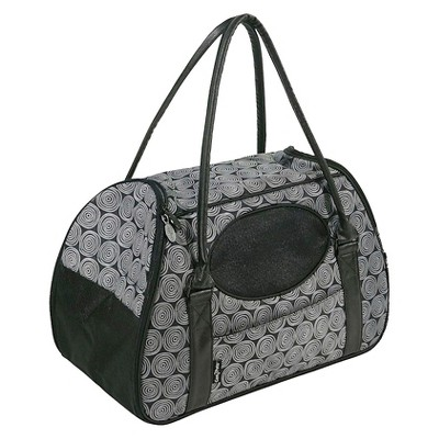 Gen7Pets Carry-Me Deluxe Pet Carrier (L), Black Onyx