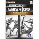 Rainbow Six: Siege Gold Edition (PC Game)