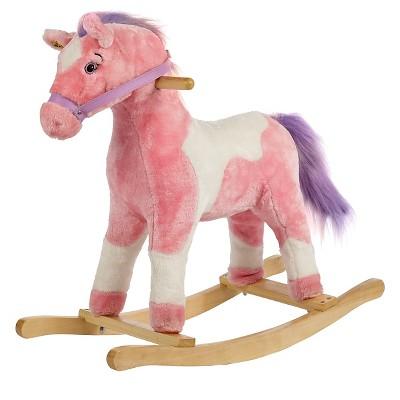 Rockin' Rider Ribbons Jr. Rocking Horse