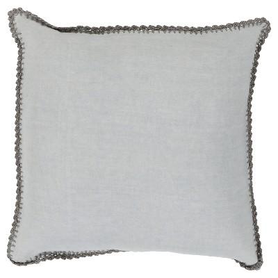 """Velletri Crotchet Pillow 18"""" x 18"""""""