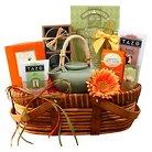 A Time for Tazo Tea Gift Basket