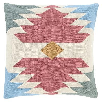 """Swazey Tribal Pillow 20"""" x 20"""""""