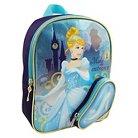 Disney Princess Cinderella Girls' Backpack - Blue