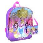Disney Princess Girls' Backpack - Pink