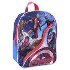"""Avengers Toddler Boys' 10"""" Backpack - Blue"""