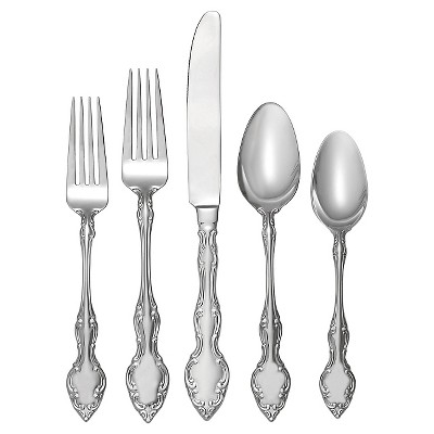 Oneida Mikayla 20 Piece Flatware Set