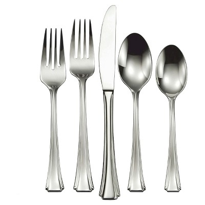 Oneida Bordeaux 20 Piece Flatware Set