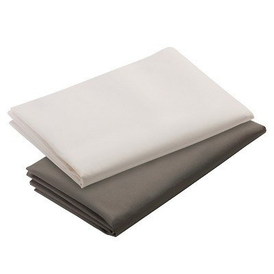 Graco 2pk Pack 'n Play Playard Sheets - Brown/Cream