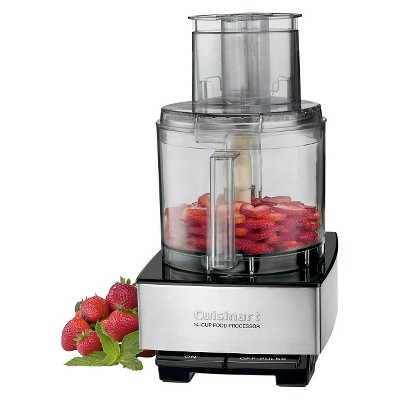 Cuisinart Custom 14 Cup Food Processor in Brushed Metal DFP-14BCN