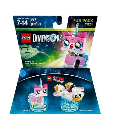 LEGO Dimensions - LEGO Movie Fun Pack - Unikitty