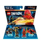 LEGO Dimensions - Ninjago Team Pack - Cole + Kai
